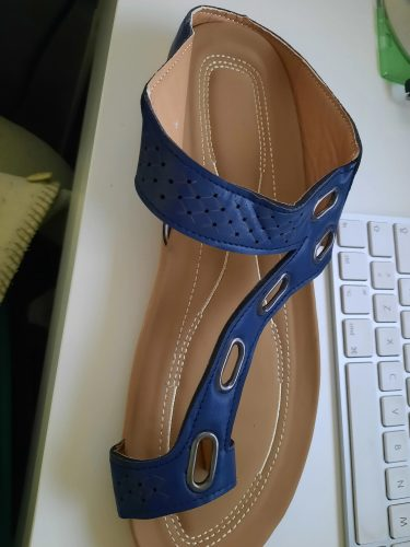 Women's Summer Slippers Flat Shoes photo review